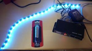 Vivement le contrôleur USB DMX