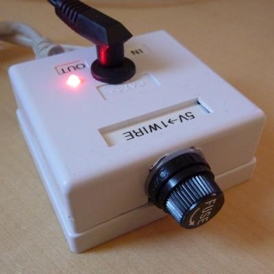 Injecteur 1wire avec fusible